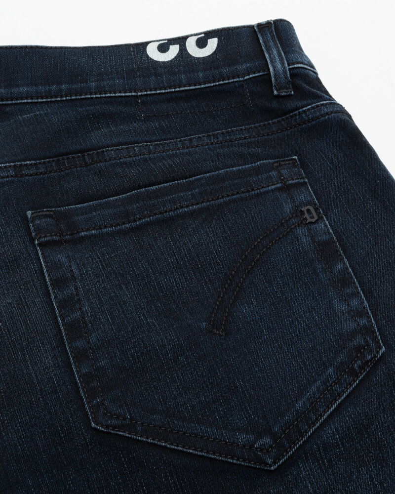 Spodnie Dondup UP232_DSE308U_899 granatowy - fot:3