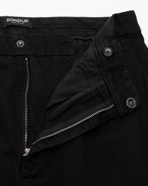 Spodnie Dondup UP580_GSE043U_999 czarny