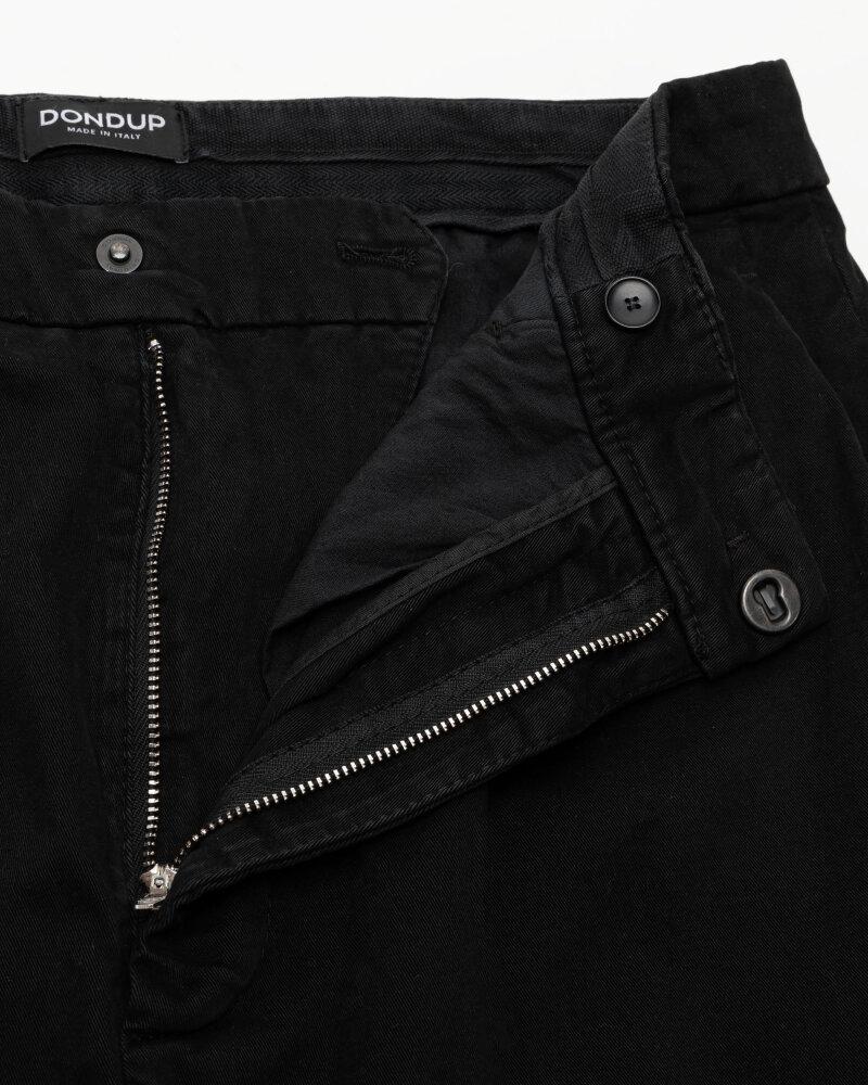 Spodnie Dondup UP580_GSE043U_999 czarny - fot:2