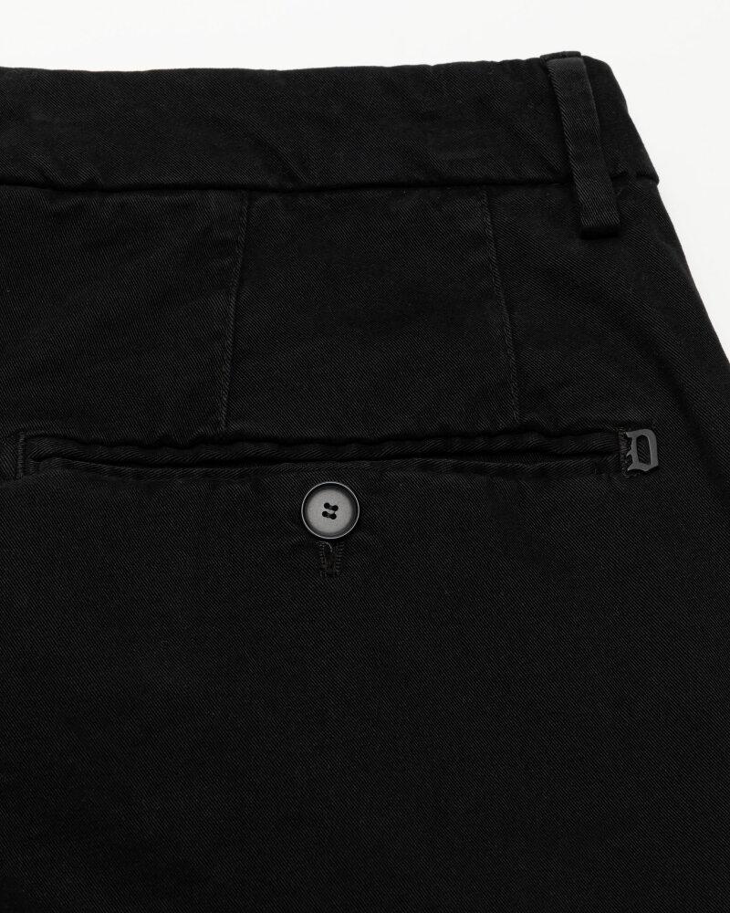 Spodnie Dondup UP580_GSE043U_999 czarny - fot:6