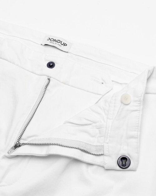 Spodnie Dondup UP580_GSE043U_002 biały