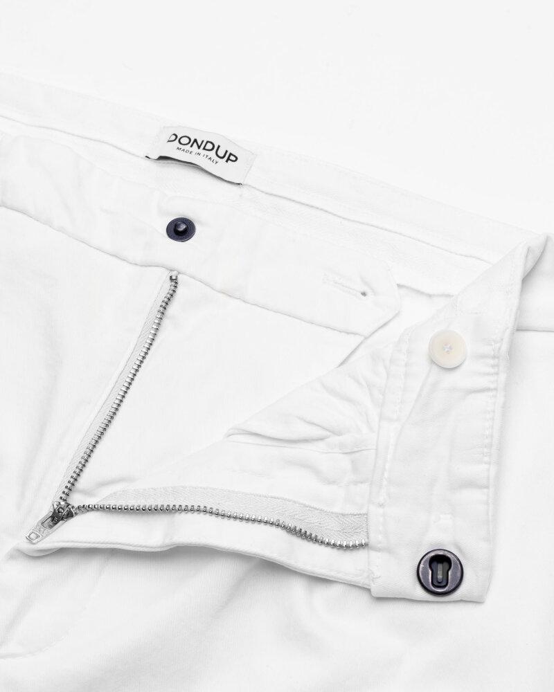 Spodnie Dondup UP580_GSE043U_002 biały - fot:2