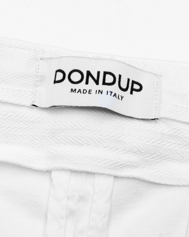 Spodnie Dondup UP580_GSE043U_002 biały - fot:5