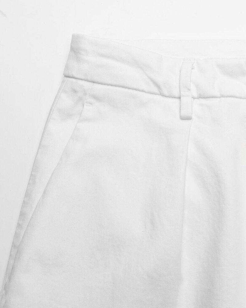 Spodnie Dondup UP580_GSE043U_002 biały - fot:6