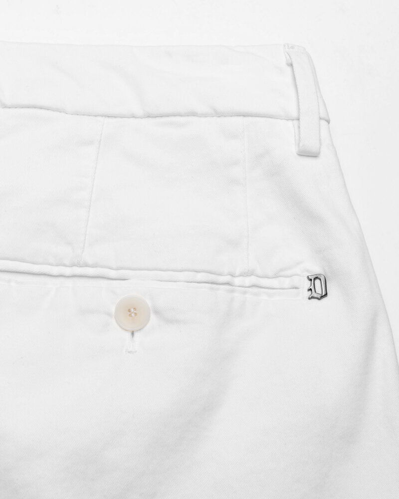 Spodnie Dondup UP580_GSE043U_002 biały - fot:4