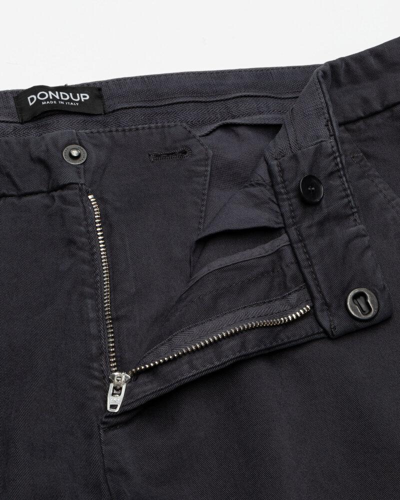 Spodnie Dondup UP235_GSE043U_998 grafitowy - fot:2