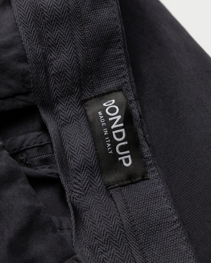 Spodnie Dondup UP235_GSE043U_998 grafitowy - fot:6