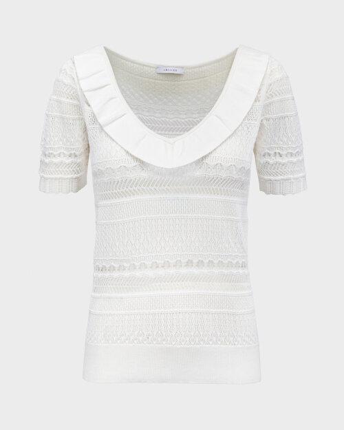 Bluzka Iblues 73611411_GLAUCO_001 biały