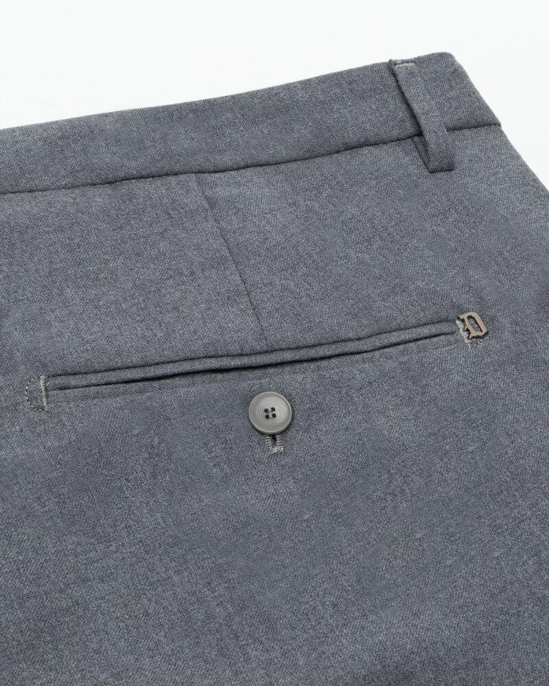 Spodnie Dondup UP235_WS0105U_903 szary - fot:4
