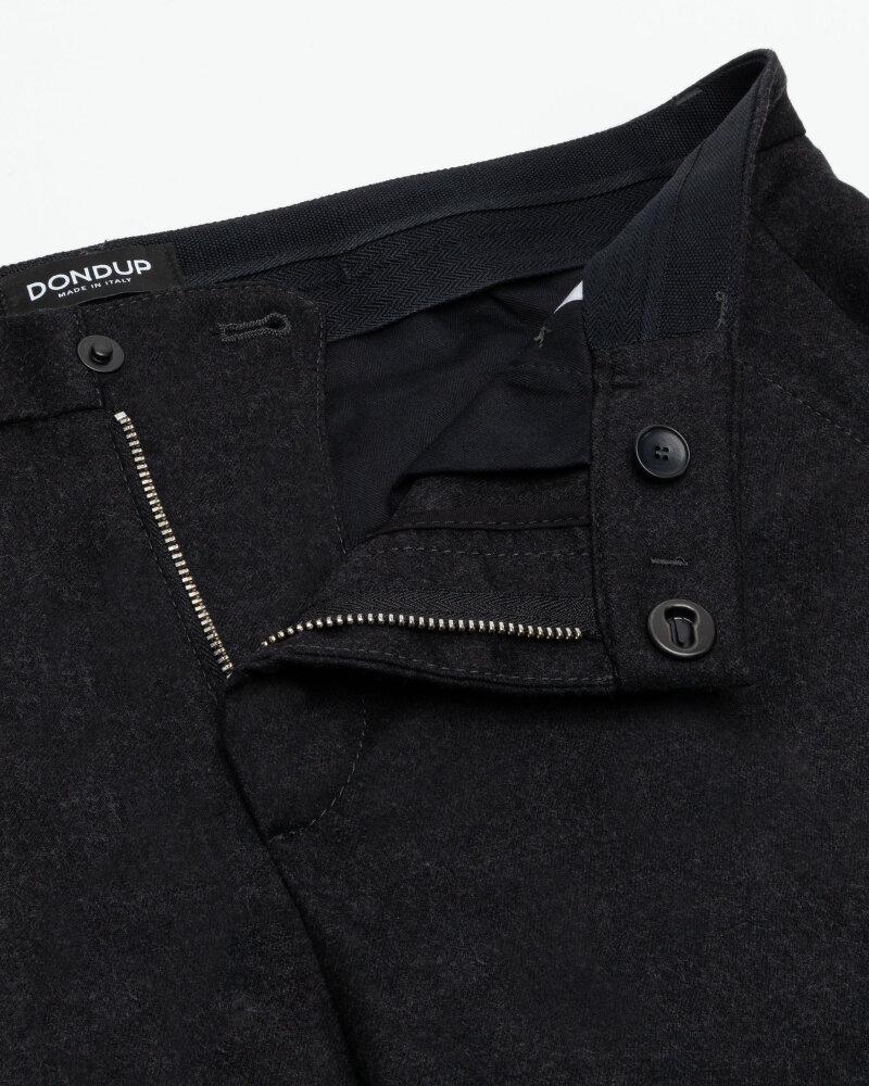 Spodnie Dondup UP235_WS0105U_998 ciemnoszary - fot:2