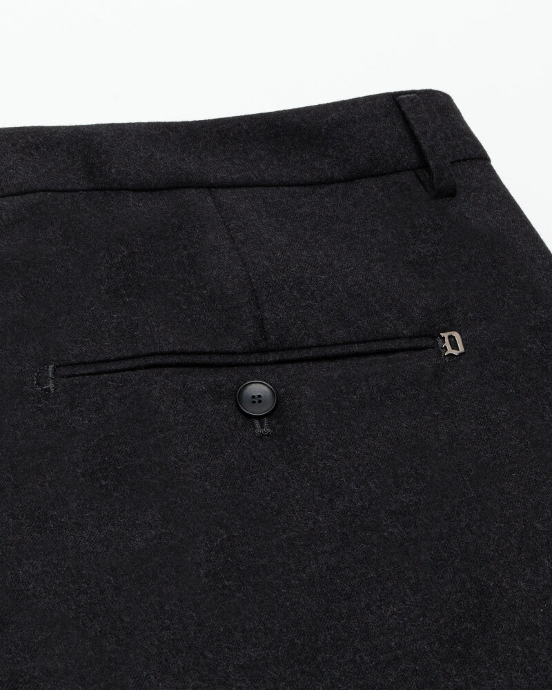 Spodnie Dondup UP235_WS0105U_998 ciemnoszary - fot:3