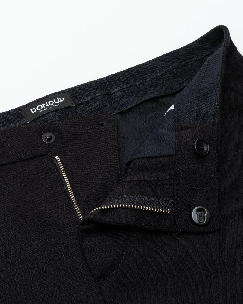 Spodnie Dondup UP235_WS0105U_999 czarny - fot:2