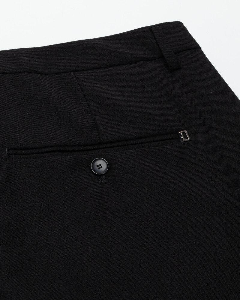 Spodnie Dondup UP235_WS0105U_999 czarny - fot:3