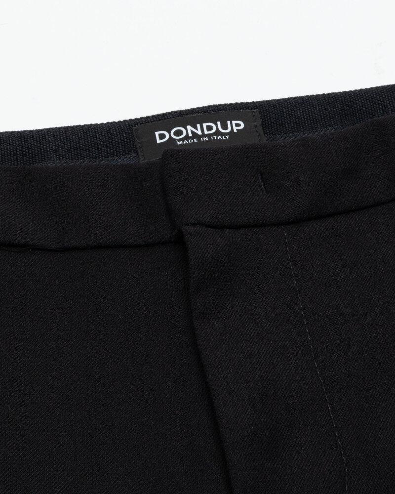 Spodnie Dondup UP235_WS0105U_999 czarny - fot:4