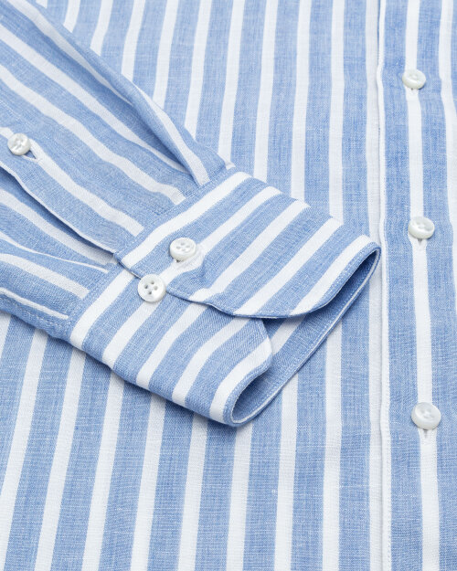 Koszula Stenstroms 702141_7904_102 niebieski