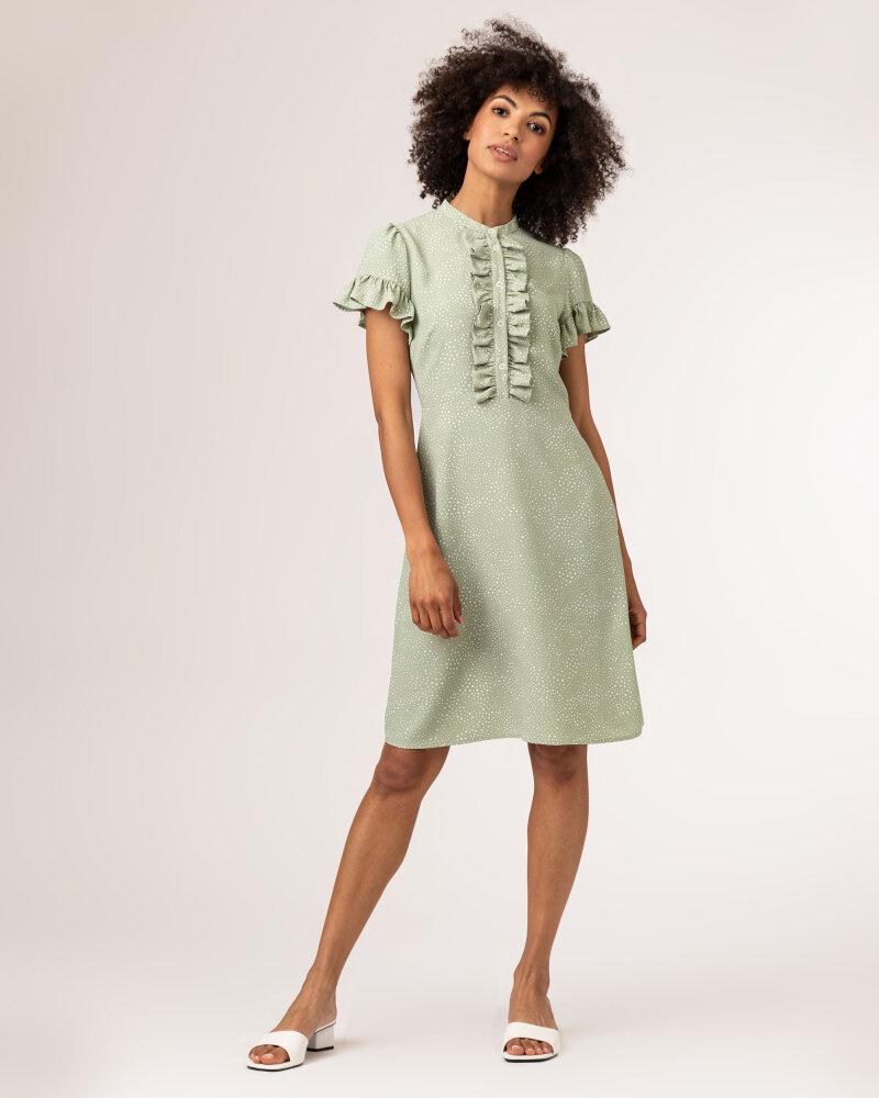 Sukienka Fraternity WL21_ROSALIE_MINT jasnozielony - fot:2