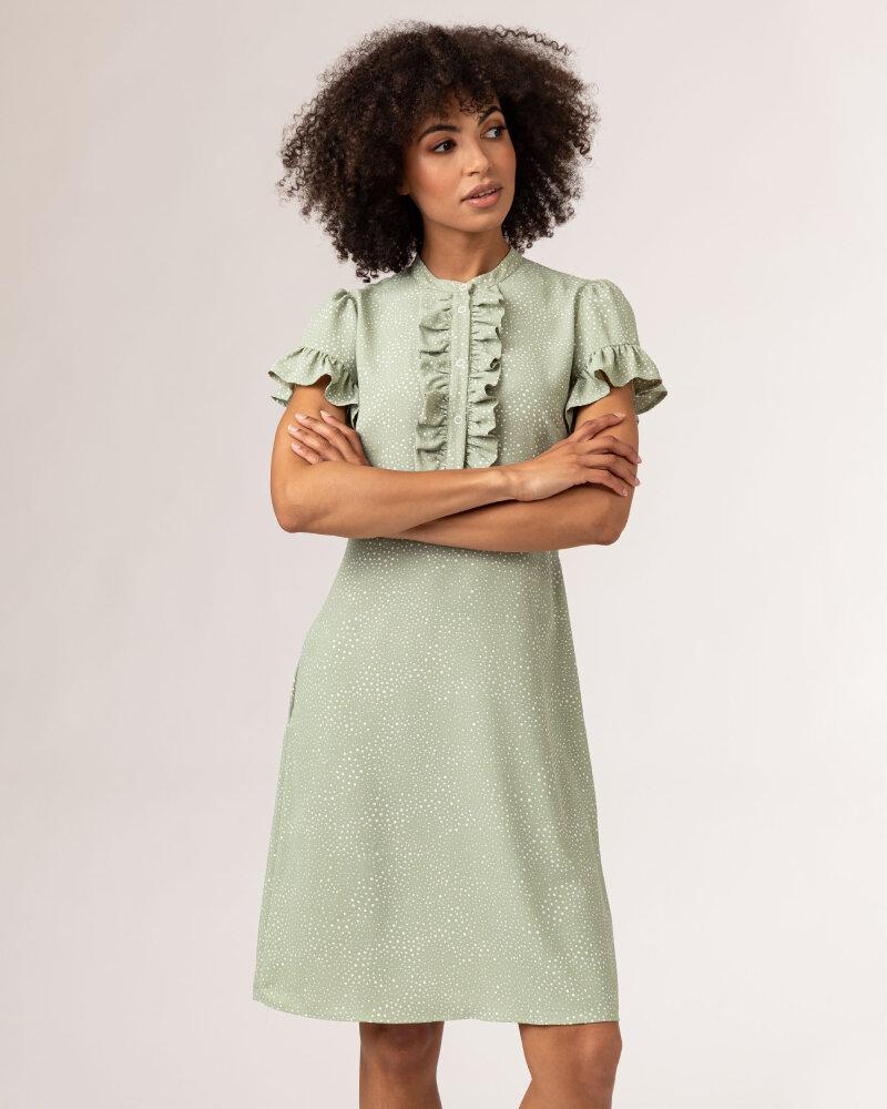 Sukienka Fraternity WL21_ROSALIE_MINT jasnozielony - fot:6