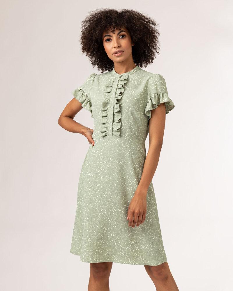 Sukienka Fraternity WL21_ROSALIE_MINT jasnozielony - fot:3
