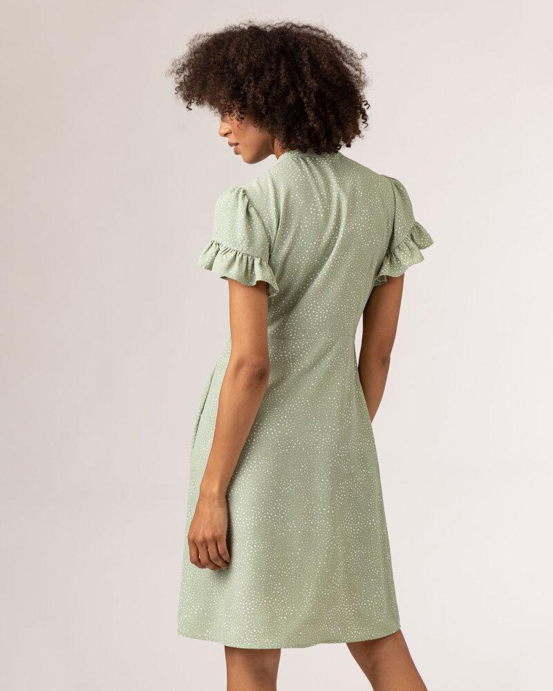 Sukienka Fraternity WL21_ROSALIE_MINT jasnozielony - fot:5