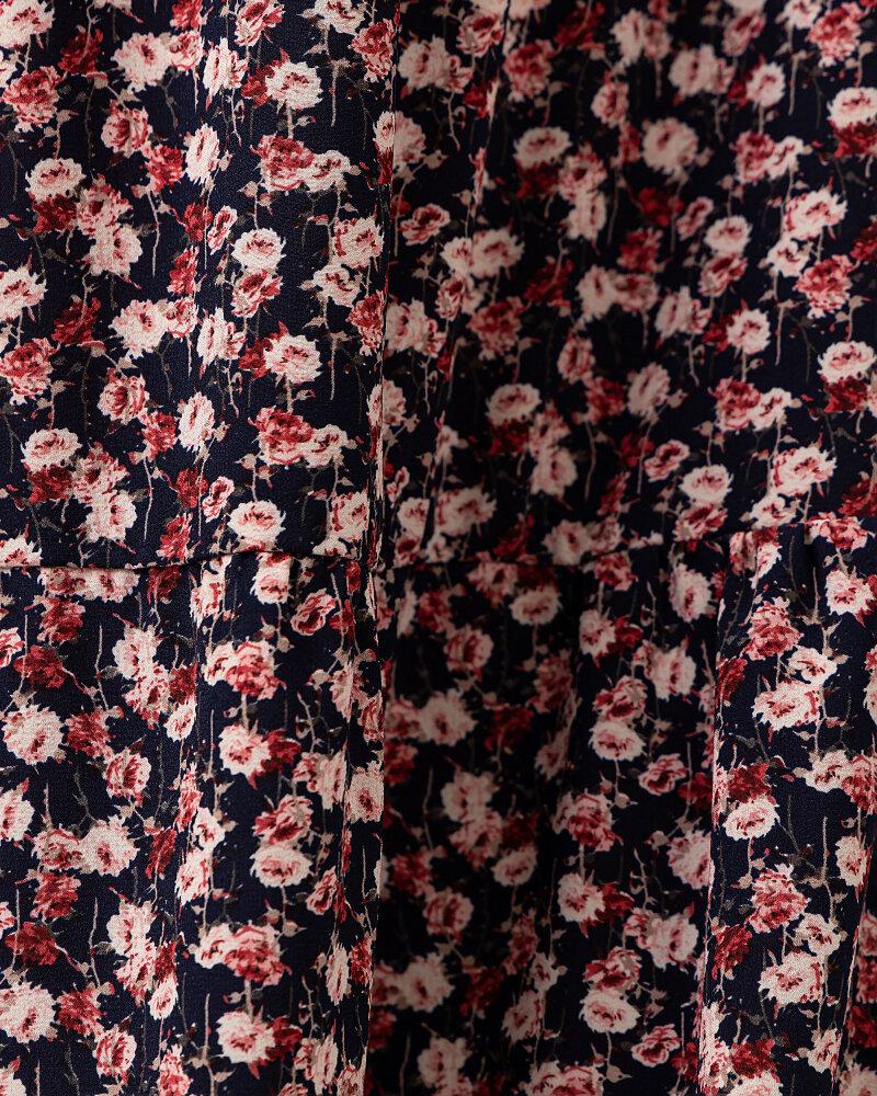 Sukienka Fraternity WL21_ADELE_FLOWERS czarny - fot:7