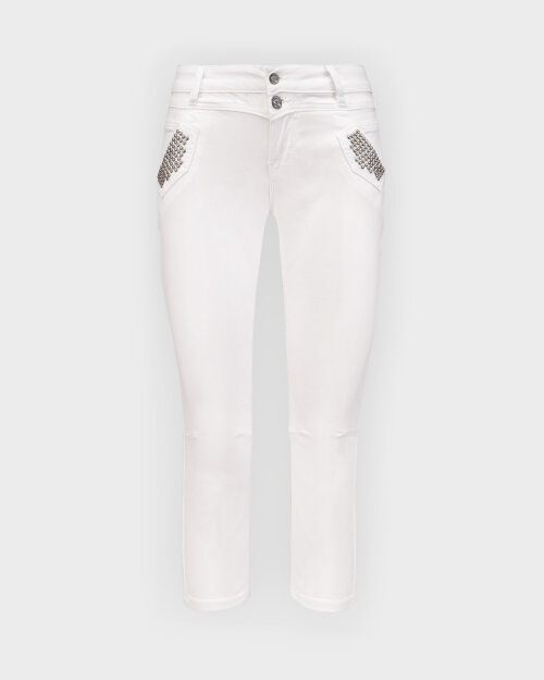 Spodnie Campione 1773310_121410_10000 biały