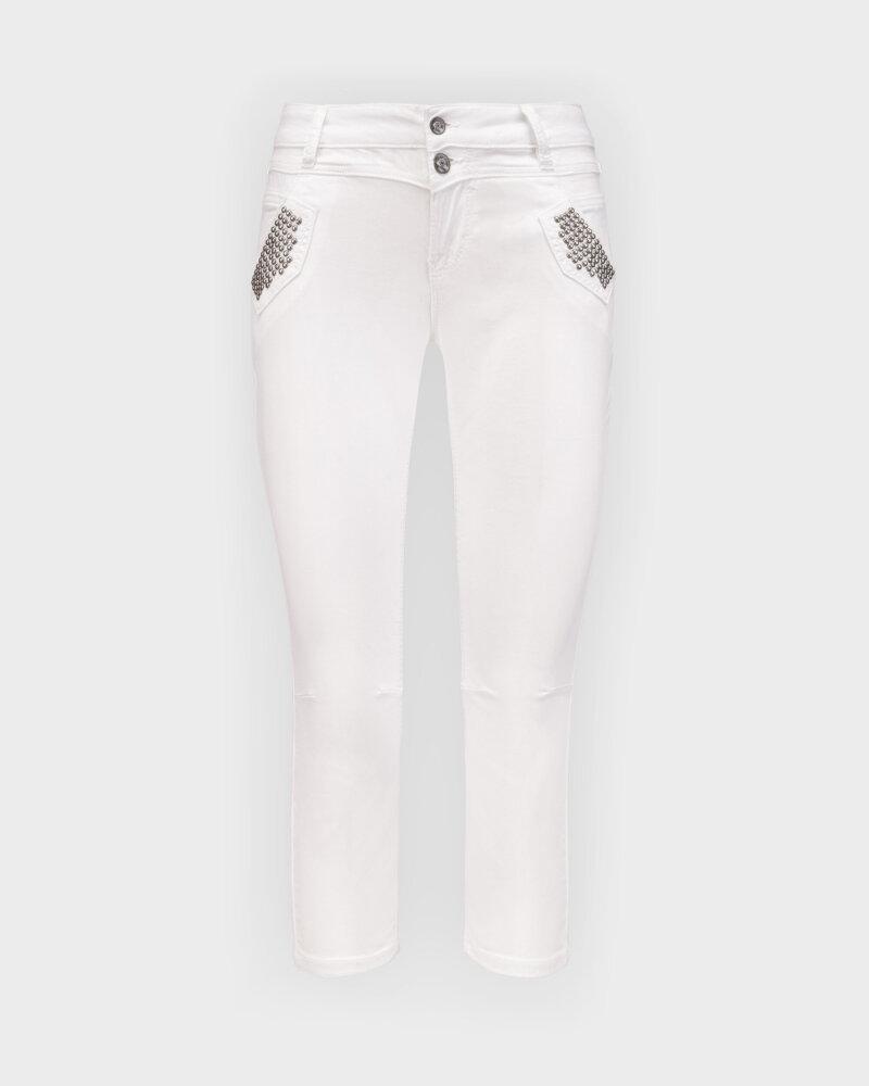 Spodnie Campione 1773310_121410_10000 biały - fot:1