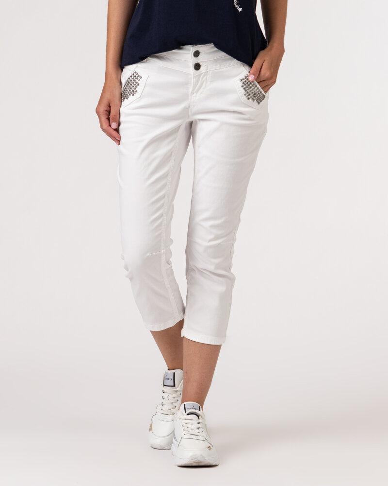 Spodnie Campione 1773310_121410_10000 biały - fot:2