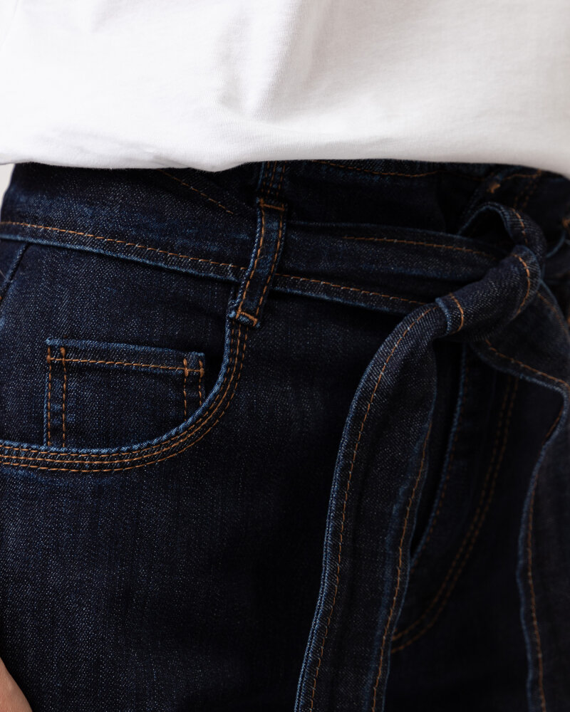 Spodnie Iblues 71860616_EXPLOIT_001 granatowy - fot:3