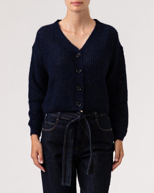 Sweter Iblues 73460816_ELAM_009 granatowy