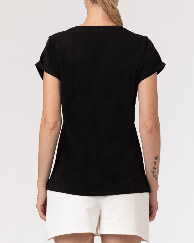 T-Shirt Iblues 79760416_OROSEI_003 czarny - fot:4