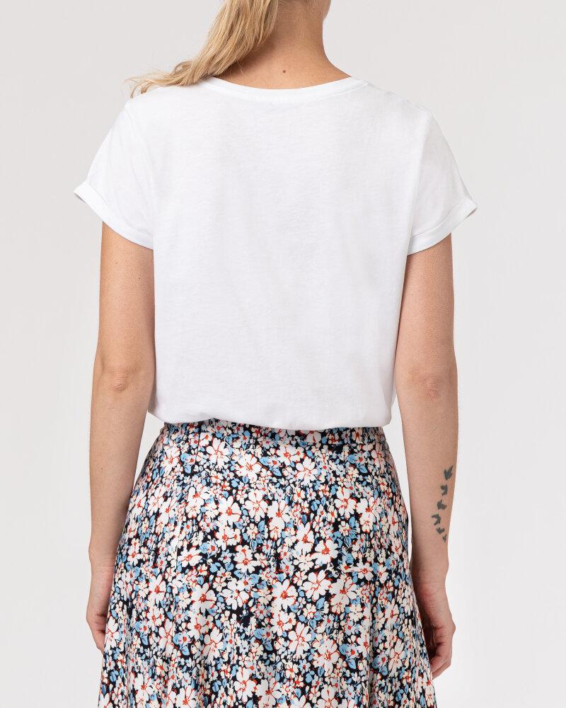 T-Shirt Iblues 79760416_OROSEI_001 biały - fot:4