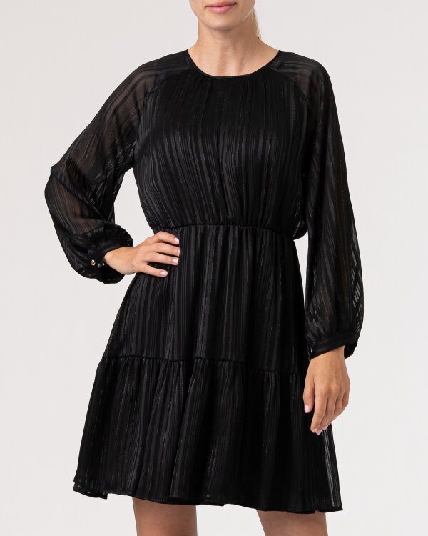 Sukienka Iblues 72261017_CACAO_001 czarny