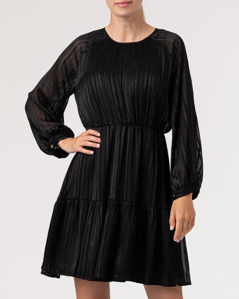 Sukienka Iblues 72261017_CACAO_001 czarny - fot:2