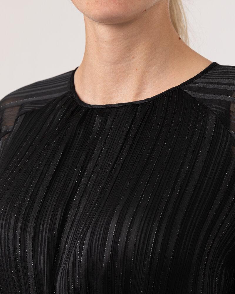 Sukienka Iblues 72261017_CACAO_001 czarny - fot:3