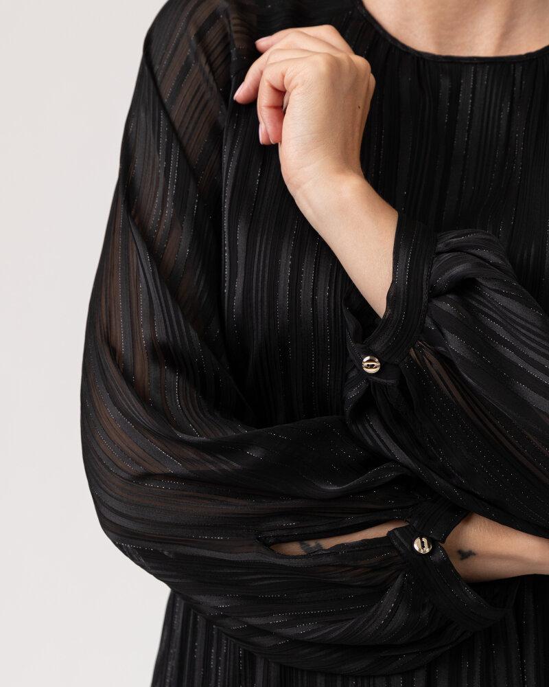 Sukienka Iblues 72261017_CACAO_001 czarny - fot:5