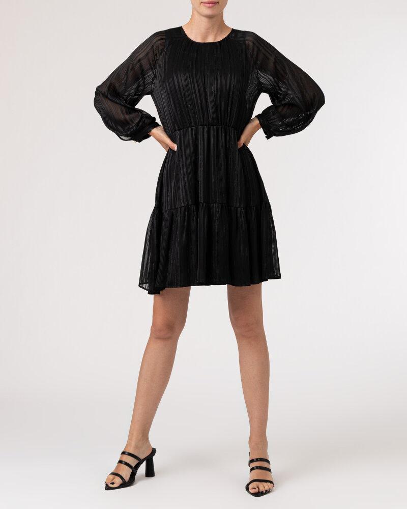 Sukienka Iblues 72261017_CACAO_001 czarny - fot:6