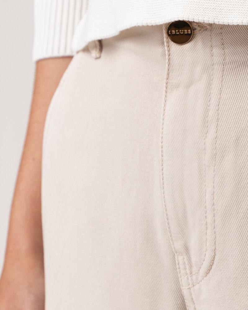 Spodnie Iblues 71361316_BALENIO_001 beżowy - fot:3