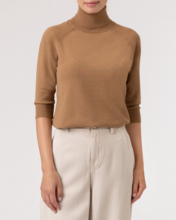 Sweter Iblues 73660916_STAGNO_010 camelowy