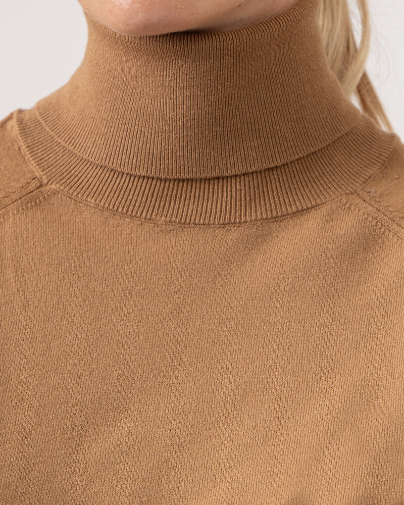 Sweter Iblues 73660916_STAGNO_010 camelowy - fot:3