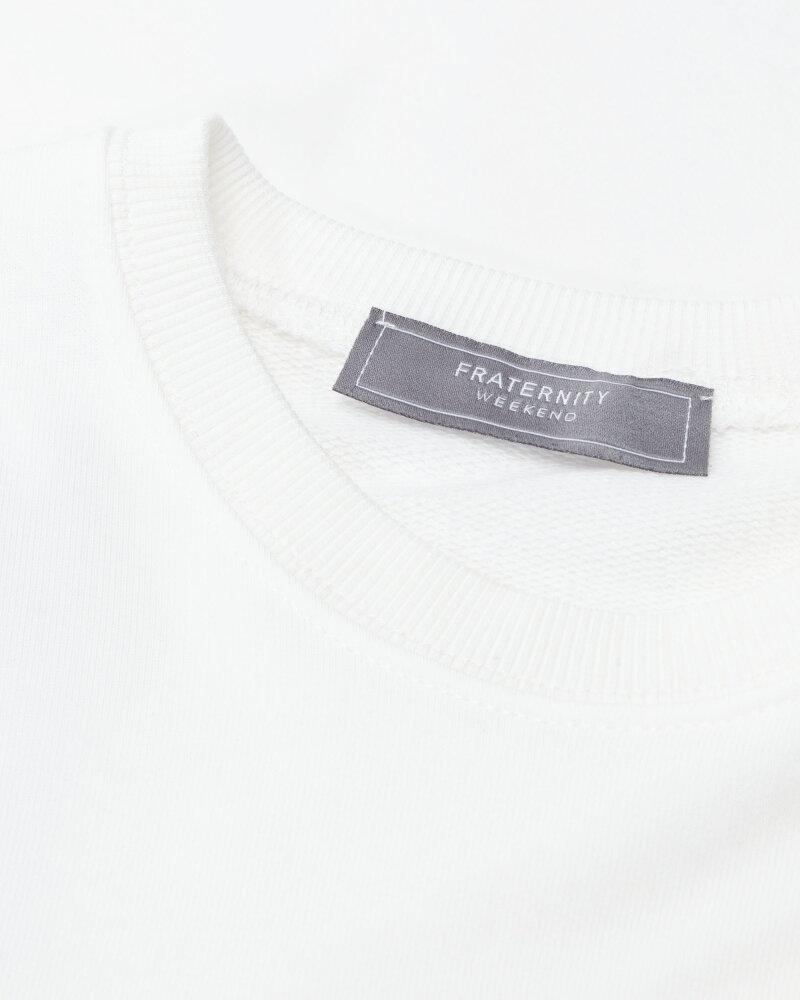 Bluza Fraternity WL21_CLEO_OFF WHITE off white - fot:3