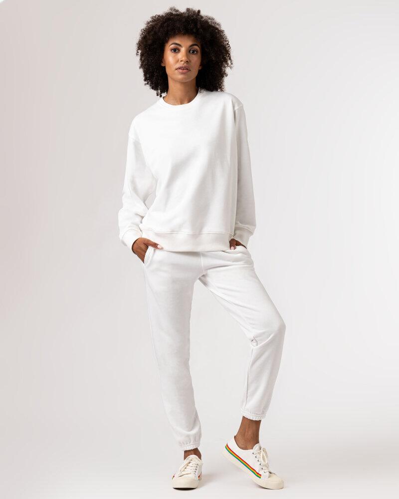 Spodnie Fraternity WL21_CHARLI_OFF WHITE off white - fot:9