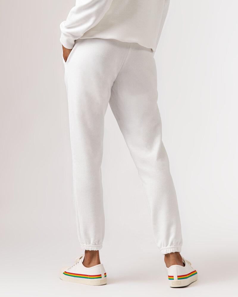 Spodnie Fraternity WL21_CHARLI_OFF WHITE off white - fot:4