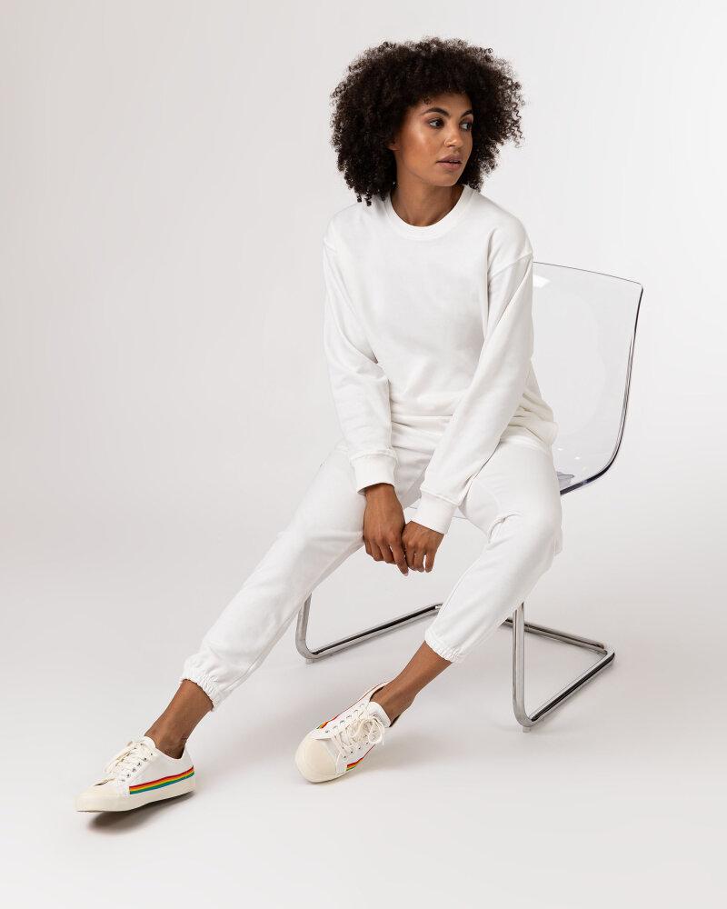 Spodnie Fraternity WL21_CHARLI_OFF WHITE off white - fot:8