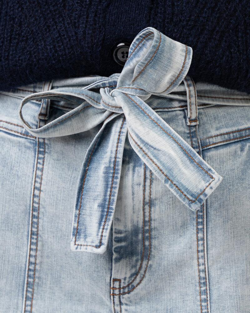 Spodnie Iblues 71860316_JENE_001 niebieski - fot:3