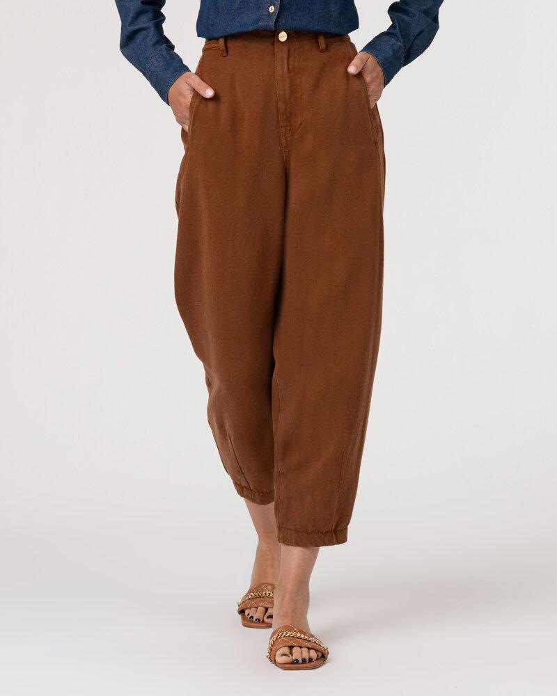 Spodnie Iblues 71361316_BALENIO_004 brązowy - fot:2