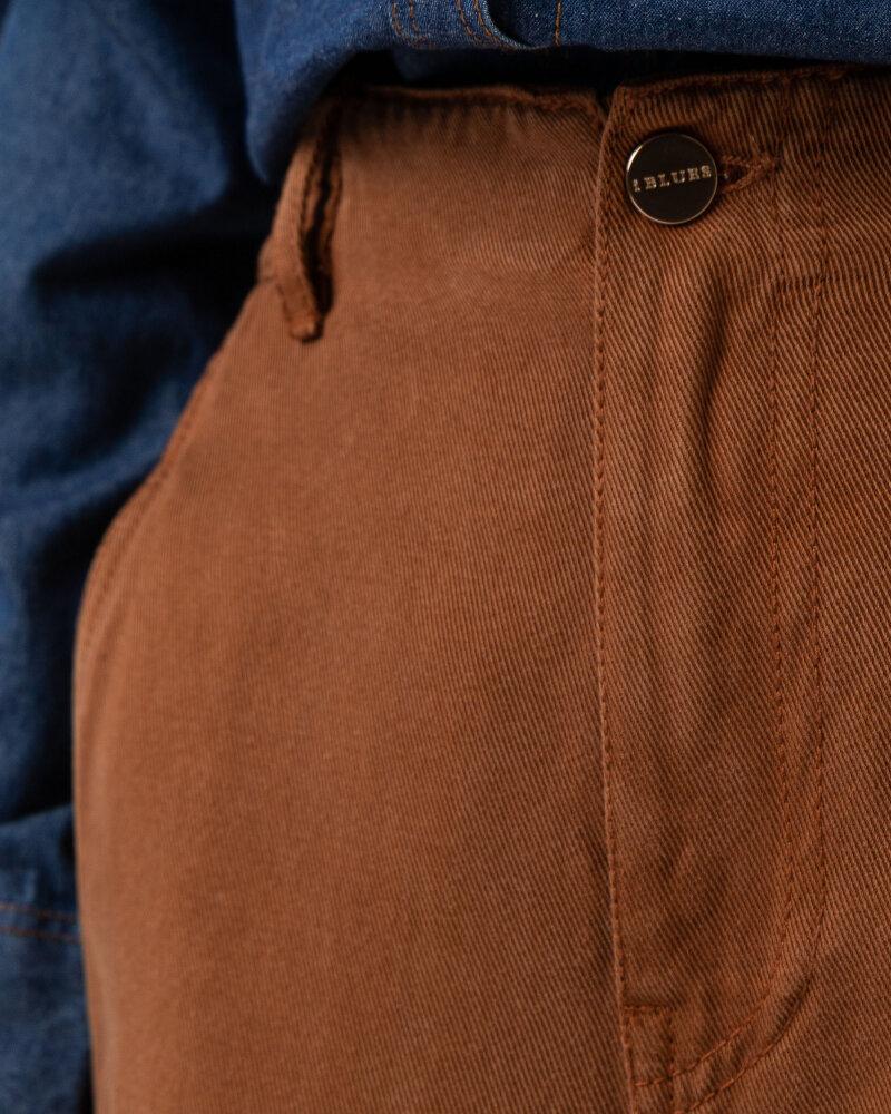 Spodnie Iblues 71361316_BALENIO_004 brązowy - fot:3