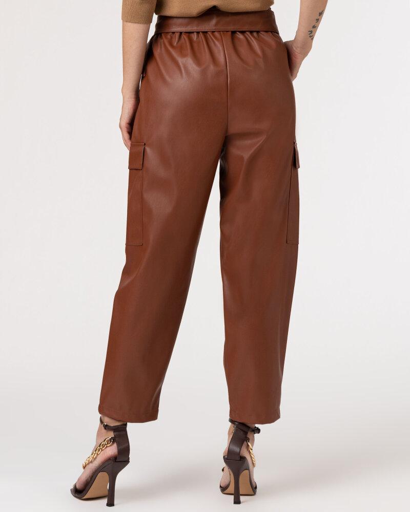 Spodnie Iblues 77860116_YOMO_004 brązowy - fot:2