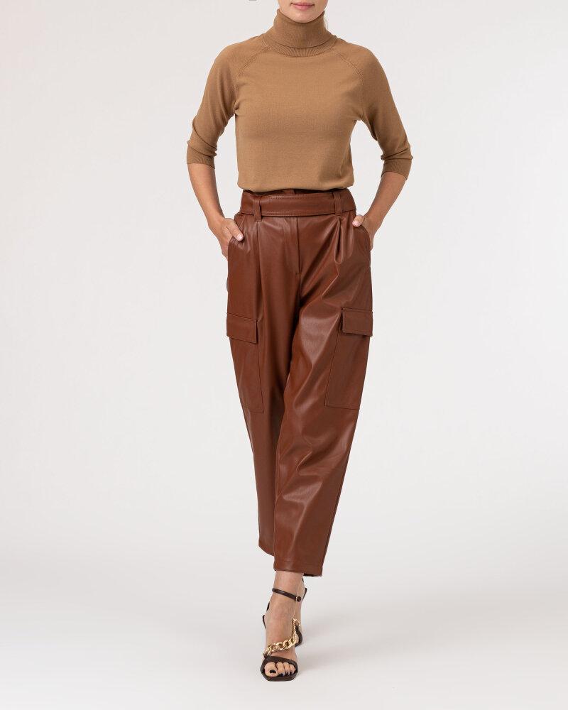 Spodnie Iblues 77860116_YOMO_004 brązowy - fot:5