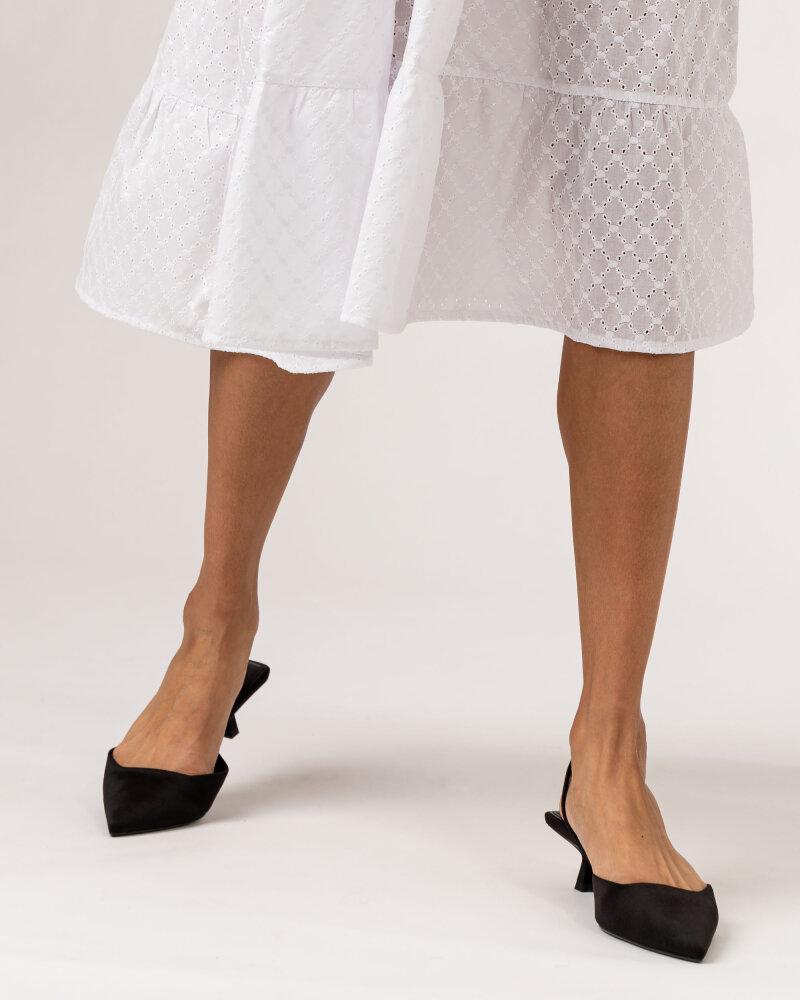Sukienka Fraternity WL21_VALERIE_WHITE biały - fot:6