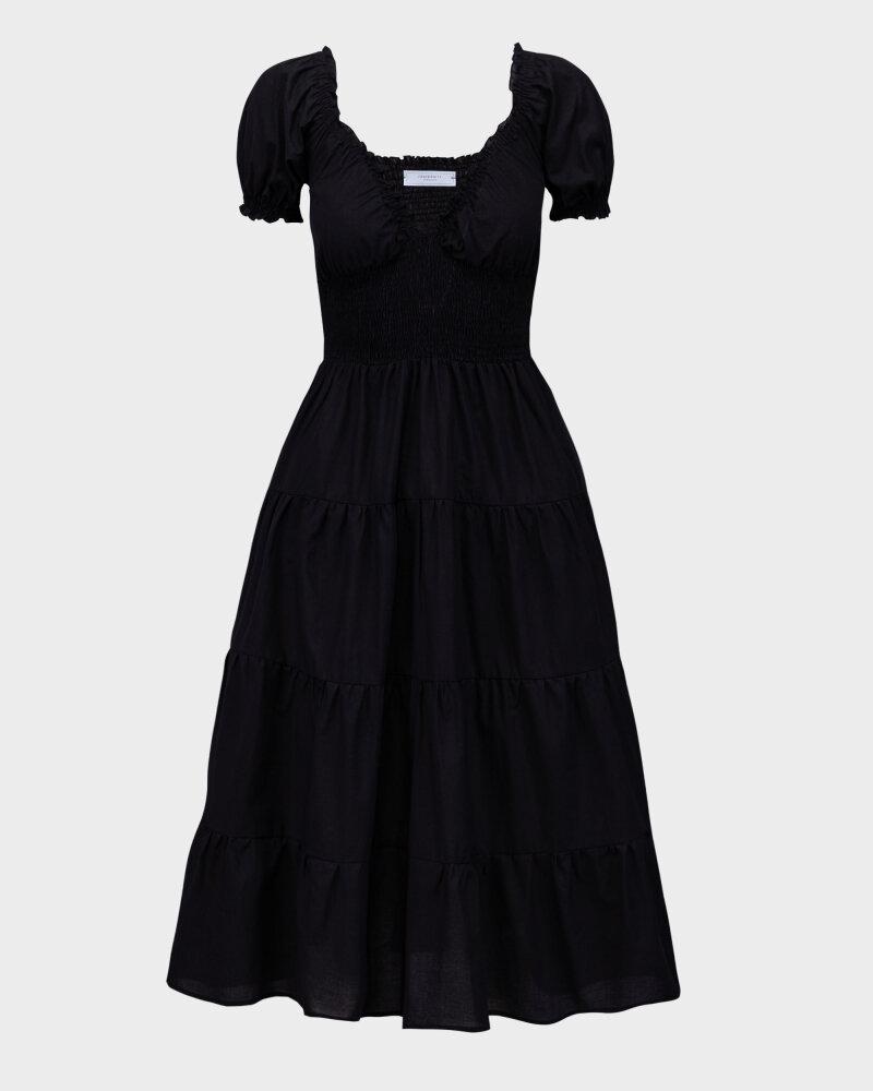Sukienka Fraternity WL21_VALERIE_BLACK czarny - fot:1